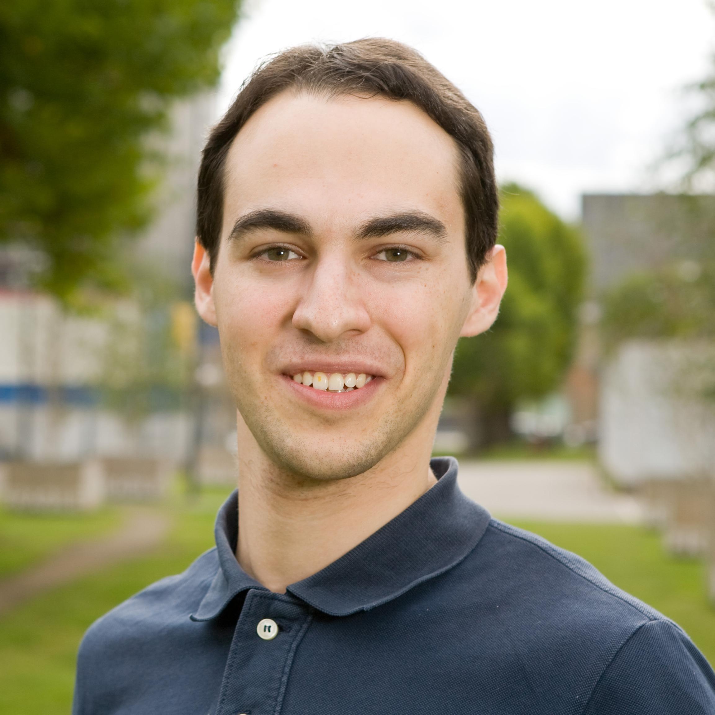 Assistant Prof. Dr. Enrico Glaab