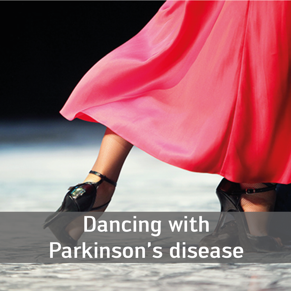 Dancing with Parkinson's disease